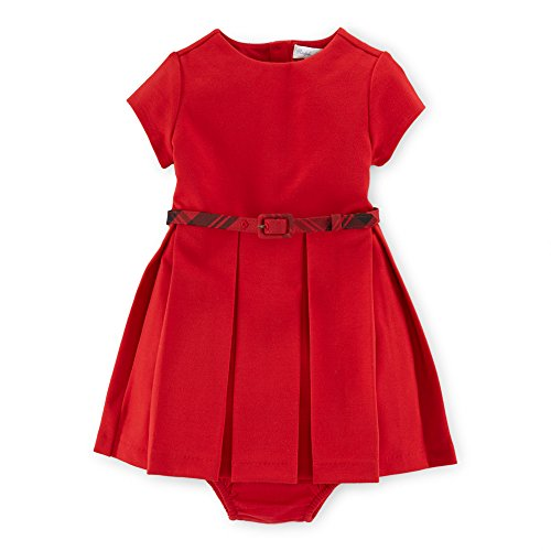 59044528374 Supreme Kid Store» » Ralph Lauren Baby Girls  Short Sleeve Ponte ...