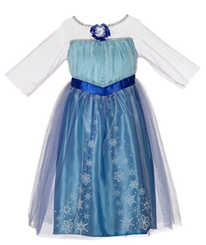 f8af80264fc Supreme Kid Store» » Calvin Klein Baby-Girls Light Denim Dress with ...